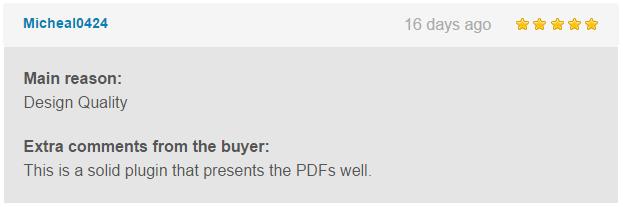 PDF viewer for WordPress 16