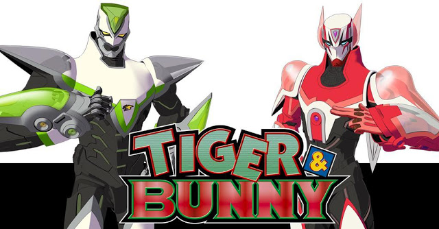 Tiger & Bunny Movie I – The Beginning Review