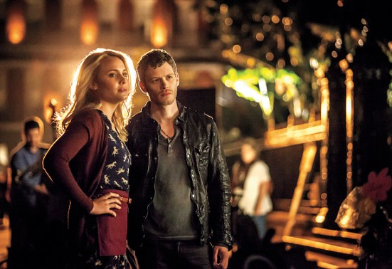 Camille & Klaus enjoying the New Orleans night life