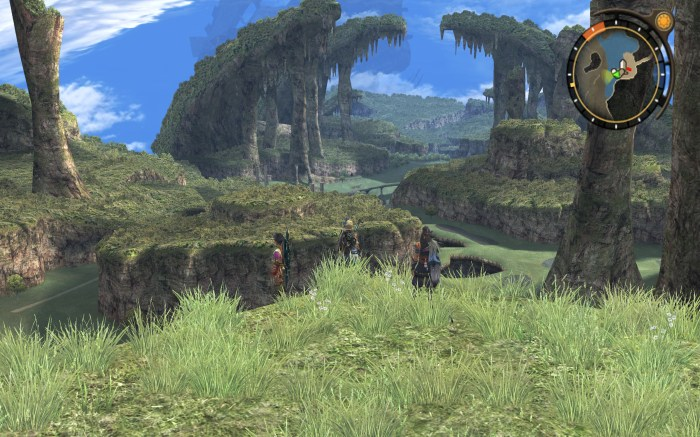 Bionis Leg plains look amazing!