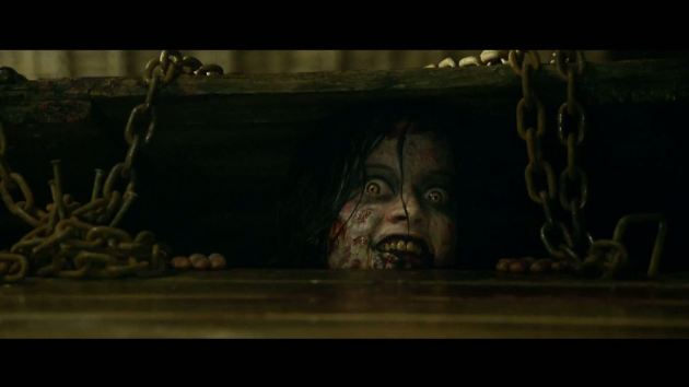 Evil Dead (2013) does many things right, but goes too far at times