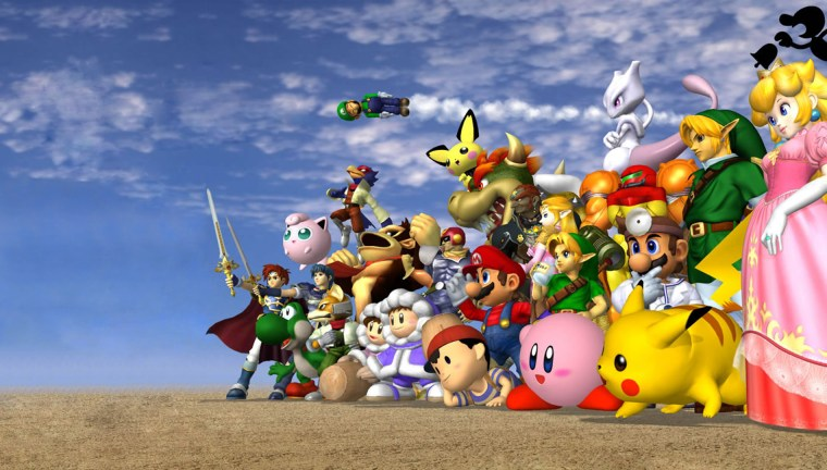 Let's be honest, we like seeing them in every videogame Nintendo pours out!
