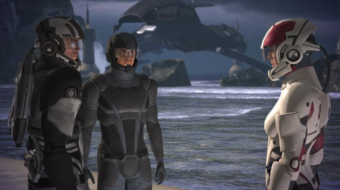 Who will die? To me it was really about who I cared for the most on a human level...Sorry, Kaidan, you're SOL and JWF