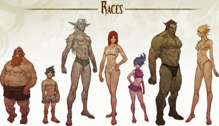 We all know all adventurers start in loincloths!
