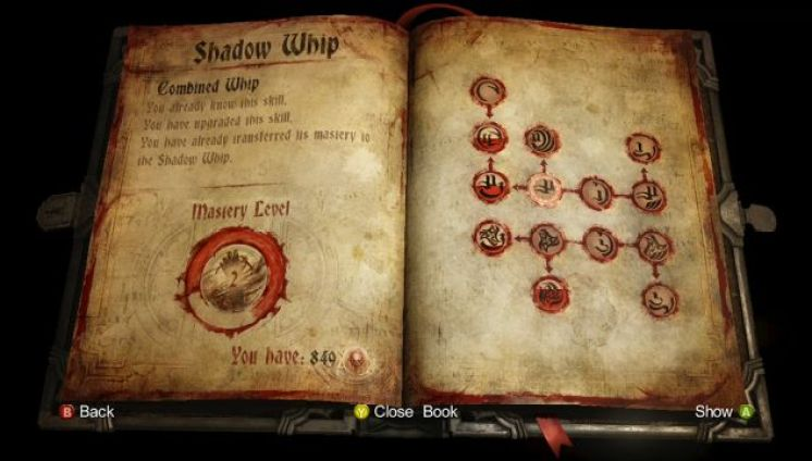 Forcing you to use skills you don't like? Bad form, Lords of Shadow 2, very bad form!