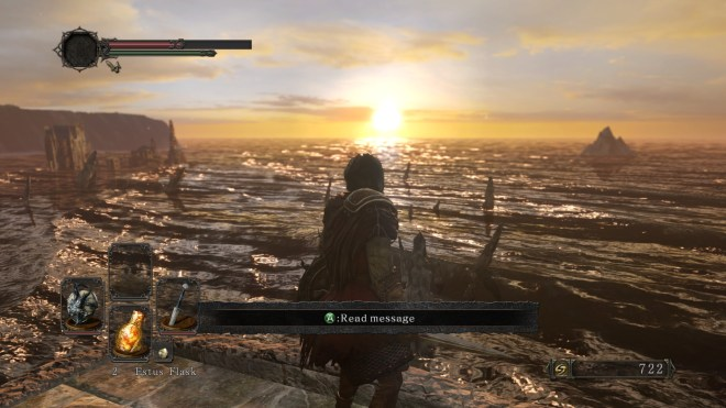 Majula is gorgeous and the most peaceful place in Drangleic!
