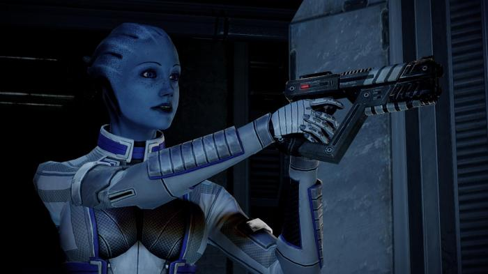 Love the Asari :)