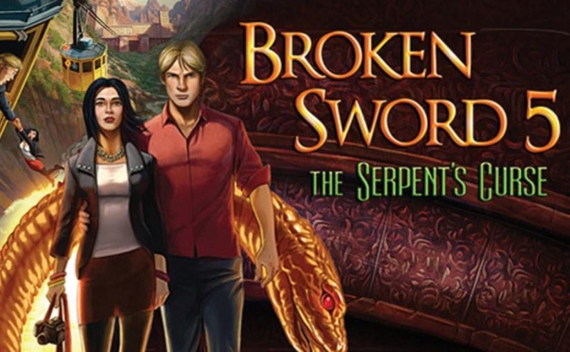 Review: Broken Sword 5