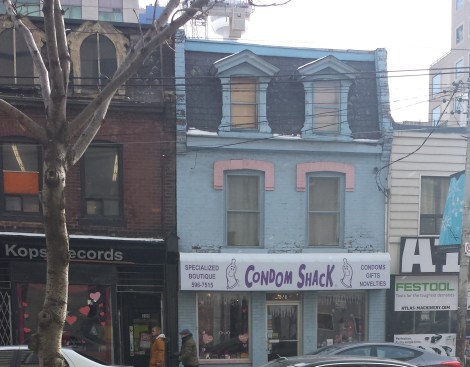 The Condom Shack continually offers advice on sex-related topics!