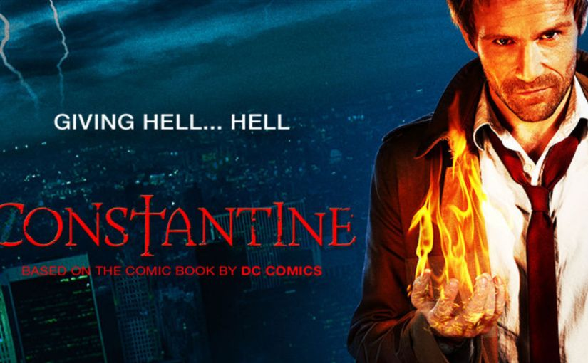 Review: Constantine