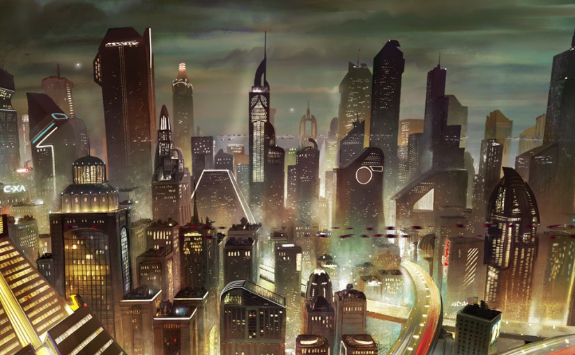 Genres of Fantasy – Science-Fantasy