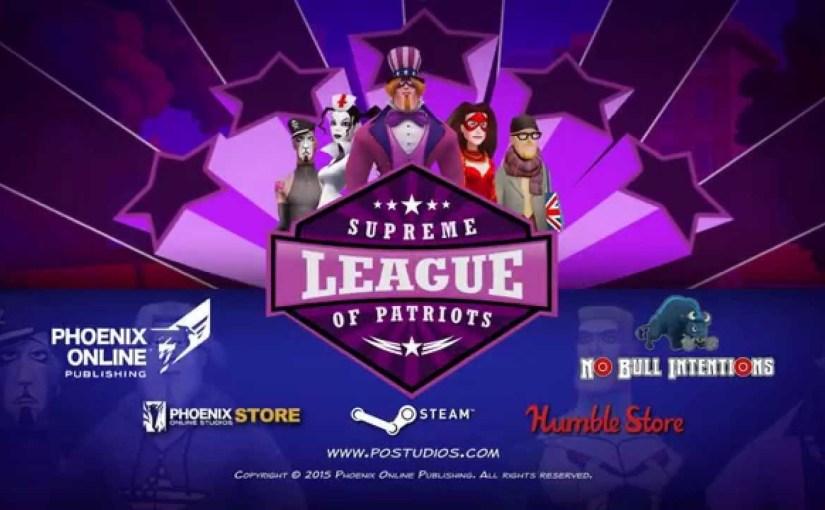 Review: Supreme League of Patriots