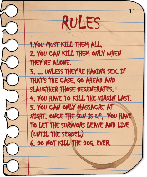 Do NOT disrespect the rules!