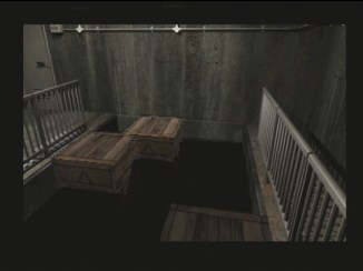 (Image Credit: lparchive) Disappointingly simple is what you get from flood/drains in Resident Evil