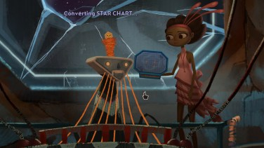 The Star Chart sets the Navigation Scarf! Yes, Scarf!
