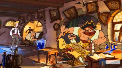 The finest Pirate Barbers in all the seas!