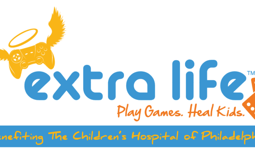 Here Comes a New Challenger! – Extra Life 2015