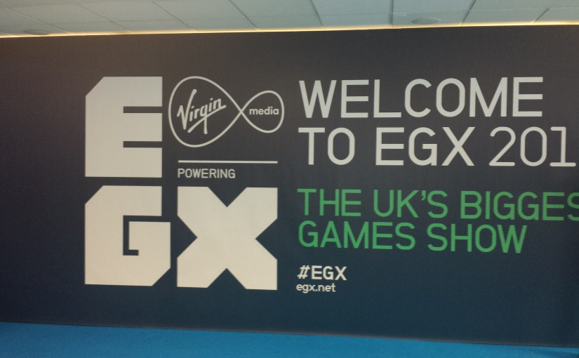 EGX Highlights – Cosplay