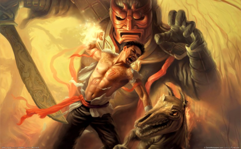 Dropping the Pen – The Storytelling Flaws of Jade Empire