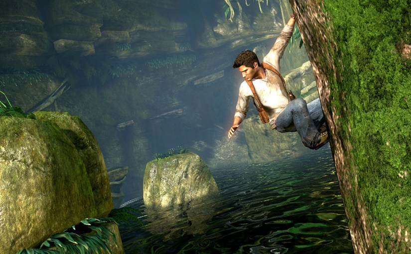 I love Uncharted! But I hate Uncharted!
