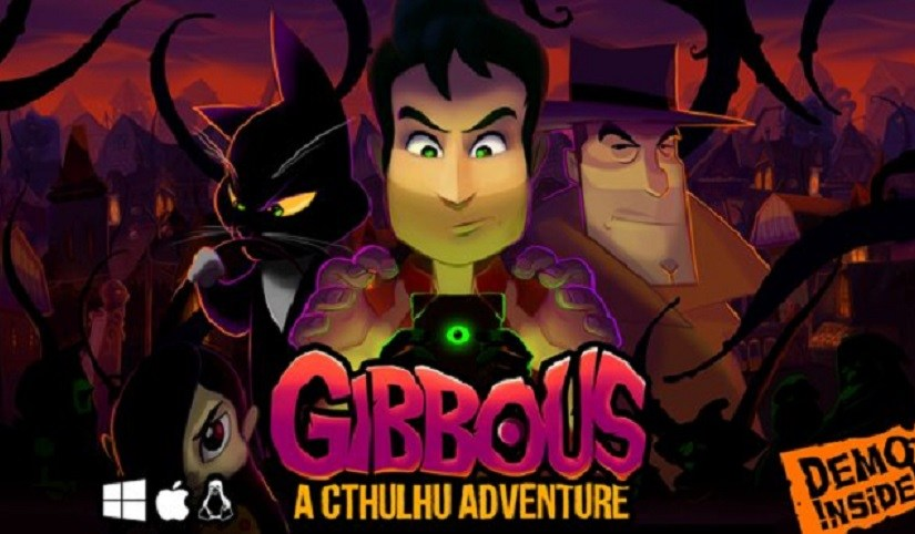 Preview: Gibbous: A Cthulhu Adventure