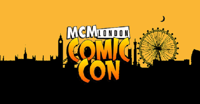 MCM London Comic Con – My first ever Con!
