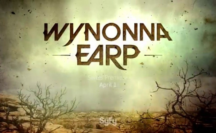 First Look: Wynonna Earp