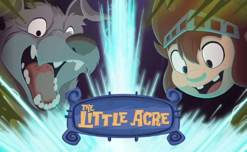 EGX 2016 – Smash Up & The Little Acre