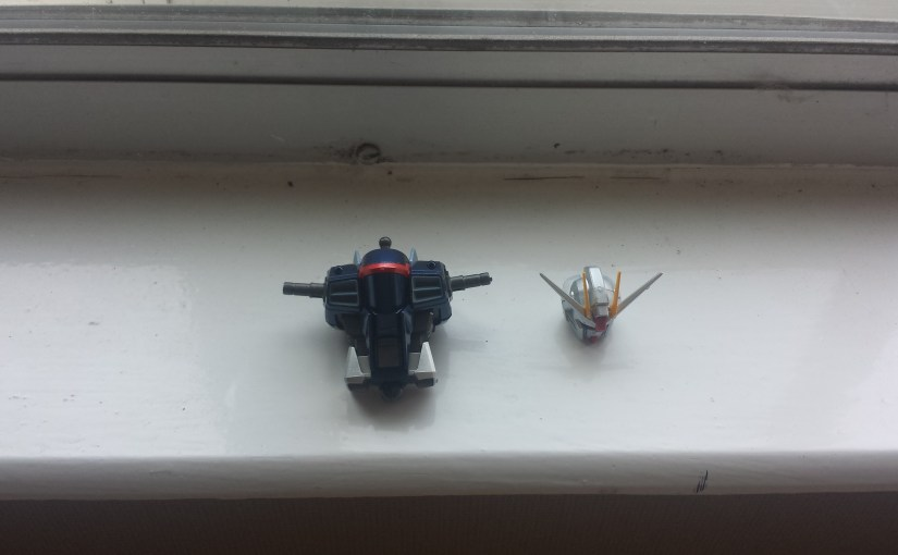 Gunpla – Decorations