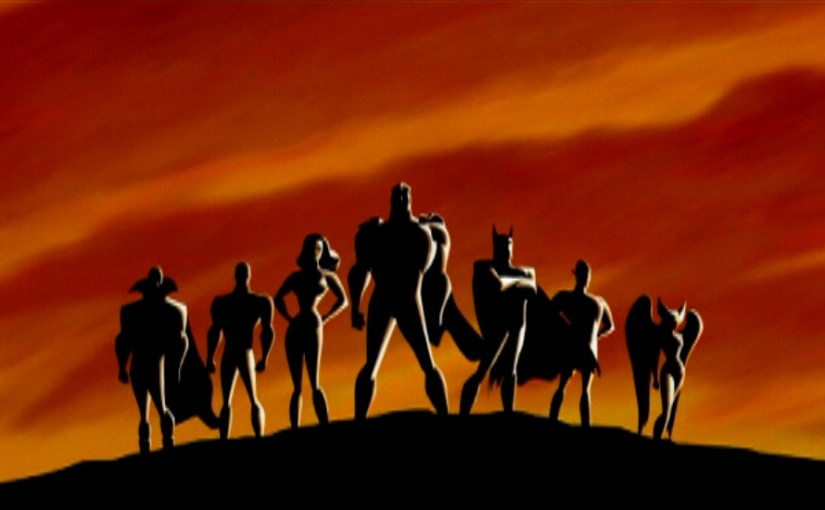 DC Animated – Justice League