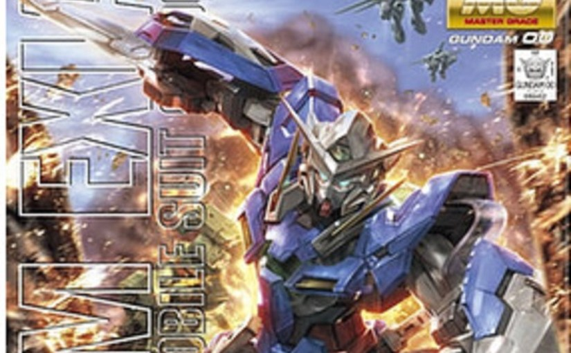 Gunpla – Gundam Exia