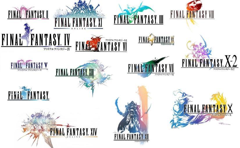 My Top 5 Final Fantasy Games