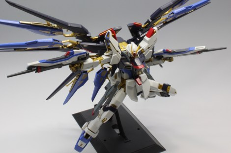 Strike Freedom Gunpla
