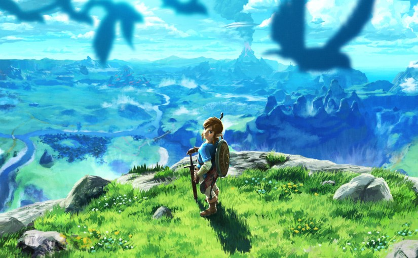 The Legend of Zelda: Breath of the Wild – The Joy of Puzzling