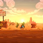 Steamworld Dig 2 - Beginning
