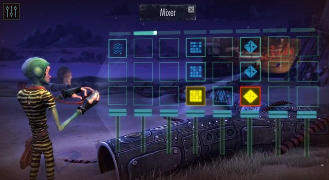 Beat the Game - Sound Mixer