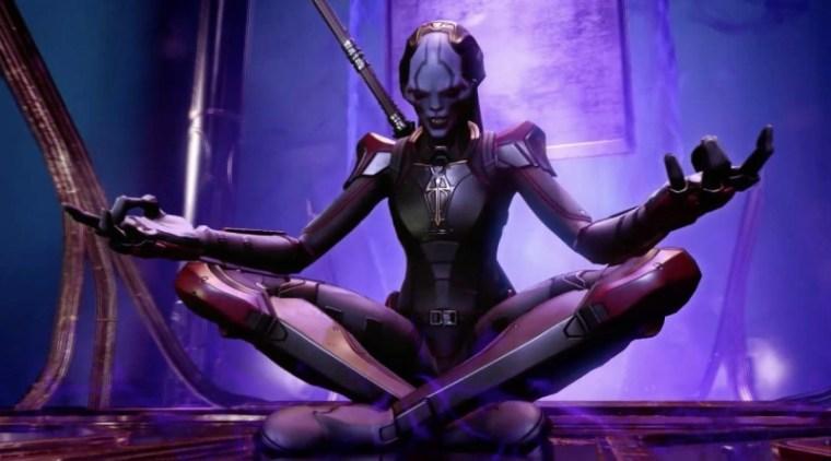 XCOM 2 War of the Chosen - The Assassin