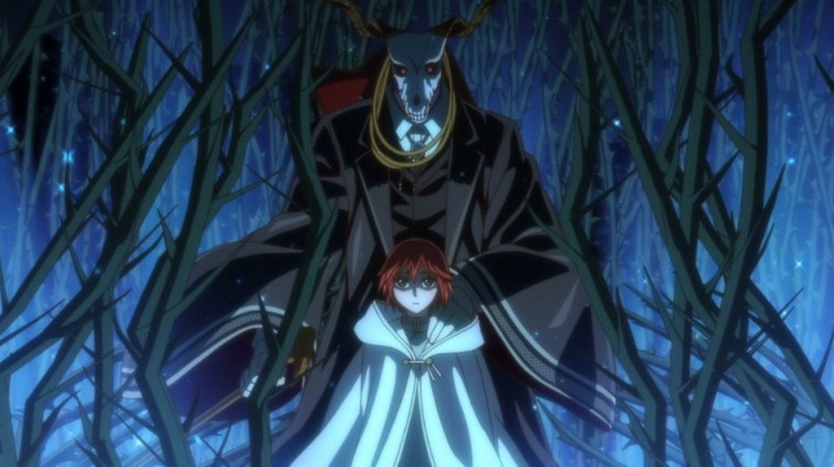The Ancient Magus' Bride - Thorn Mage