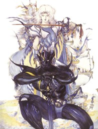 Cecil - Final Fantasy