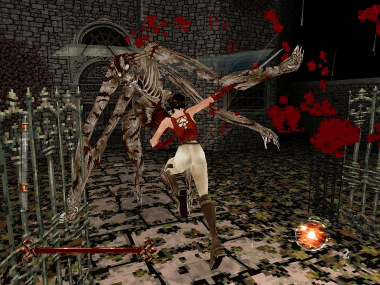 Nightmare Creatures - Monsters