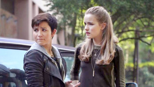 Scream TV - Emma and Audrey
