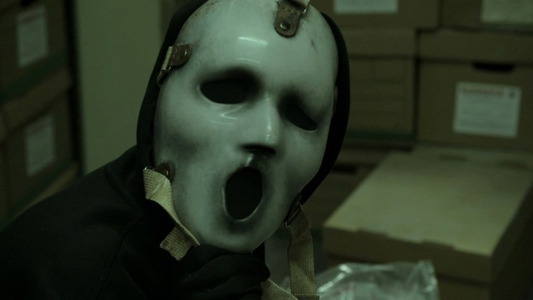 Scream TV - The Mask