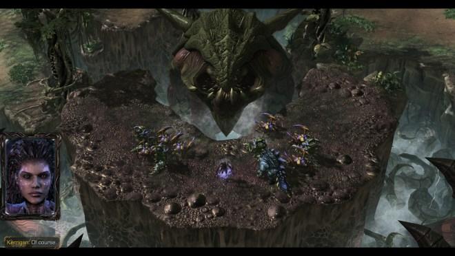 StarCraft II - Boss