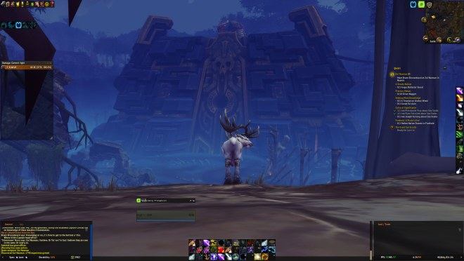 Battle for Azeroth - The Heart of Darkness