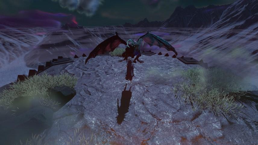 Dragon vs Moonchild. Round 1, FIGHT!