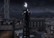 Don't bother Ezio, just go find a Hen and pluck the feathers off! (Image Credit: GamesRadar.com)