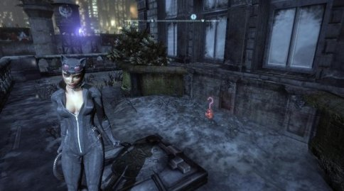 But Arkham City also added these worthless ones. (Image Credit: GamesRadar.com)