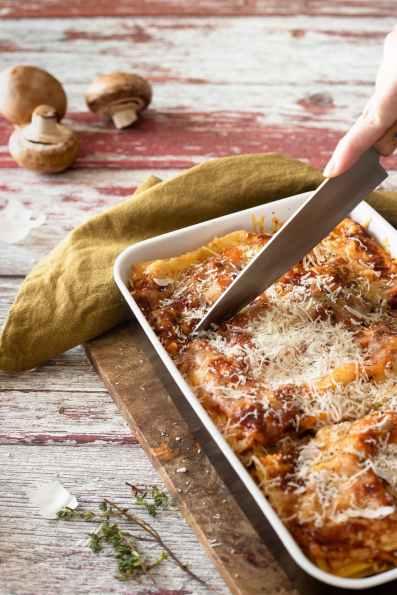 food wood italian dinner