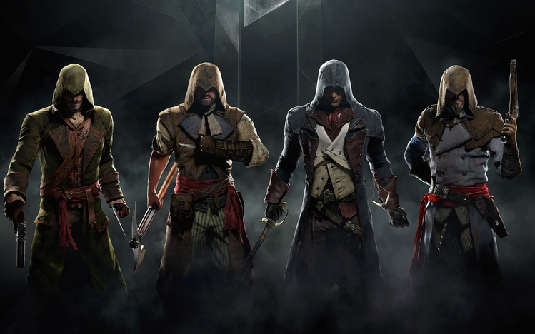 Assassins Creed Windows 10 Theme Themepackme