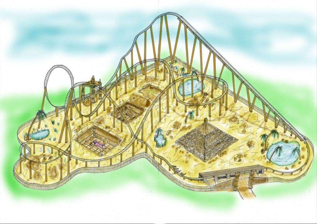 A_roller_coaster_Wydruk-A3